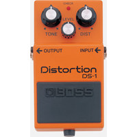BOSS DS-1 Compact Distortion Pedal