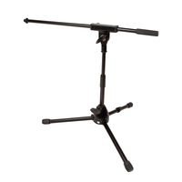 JamStands JS0-MCFB50 Short Boom Mic Stand