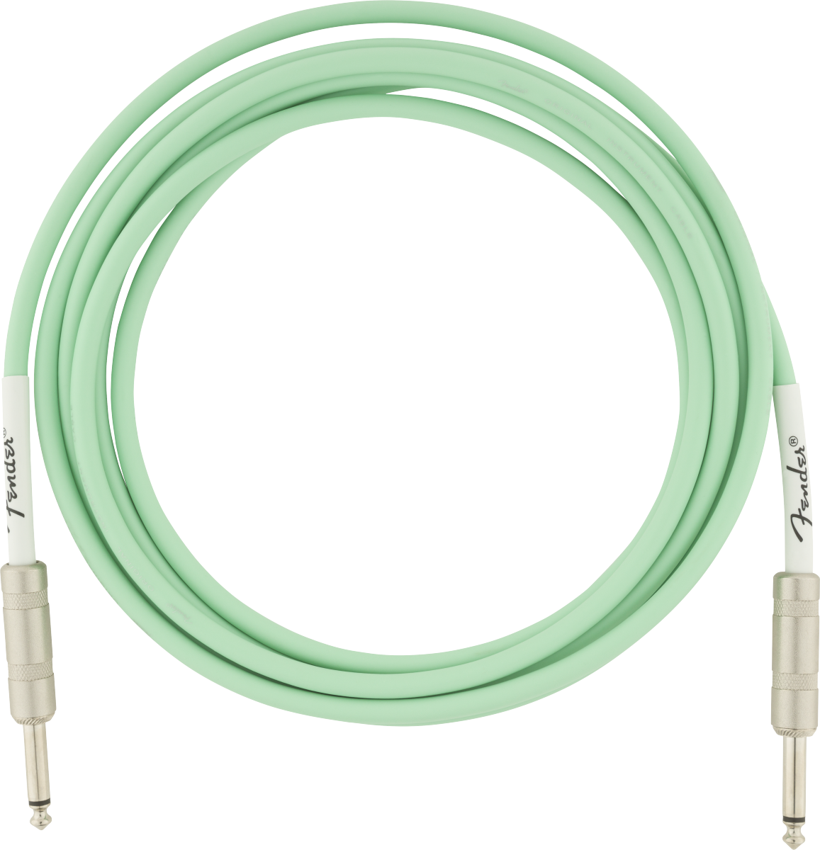 Fender Original Series Instrument Cable - 10' Surf Green