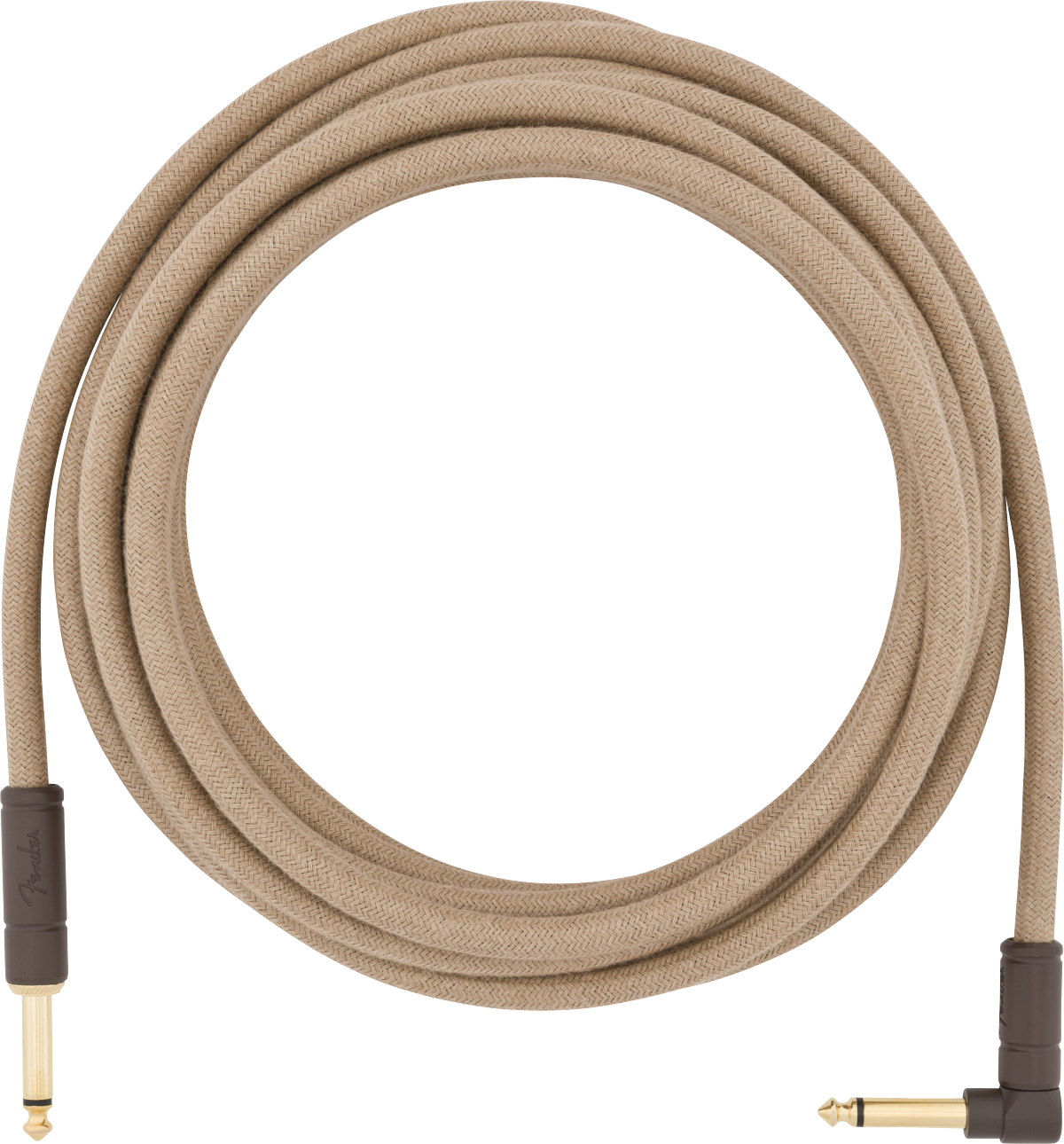 Fender Pure Hemp Instrument Cable - 18.6' Natural