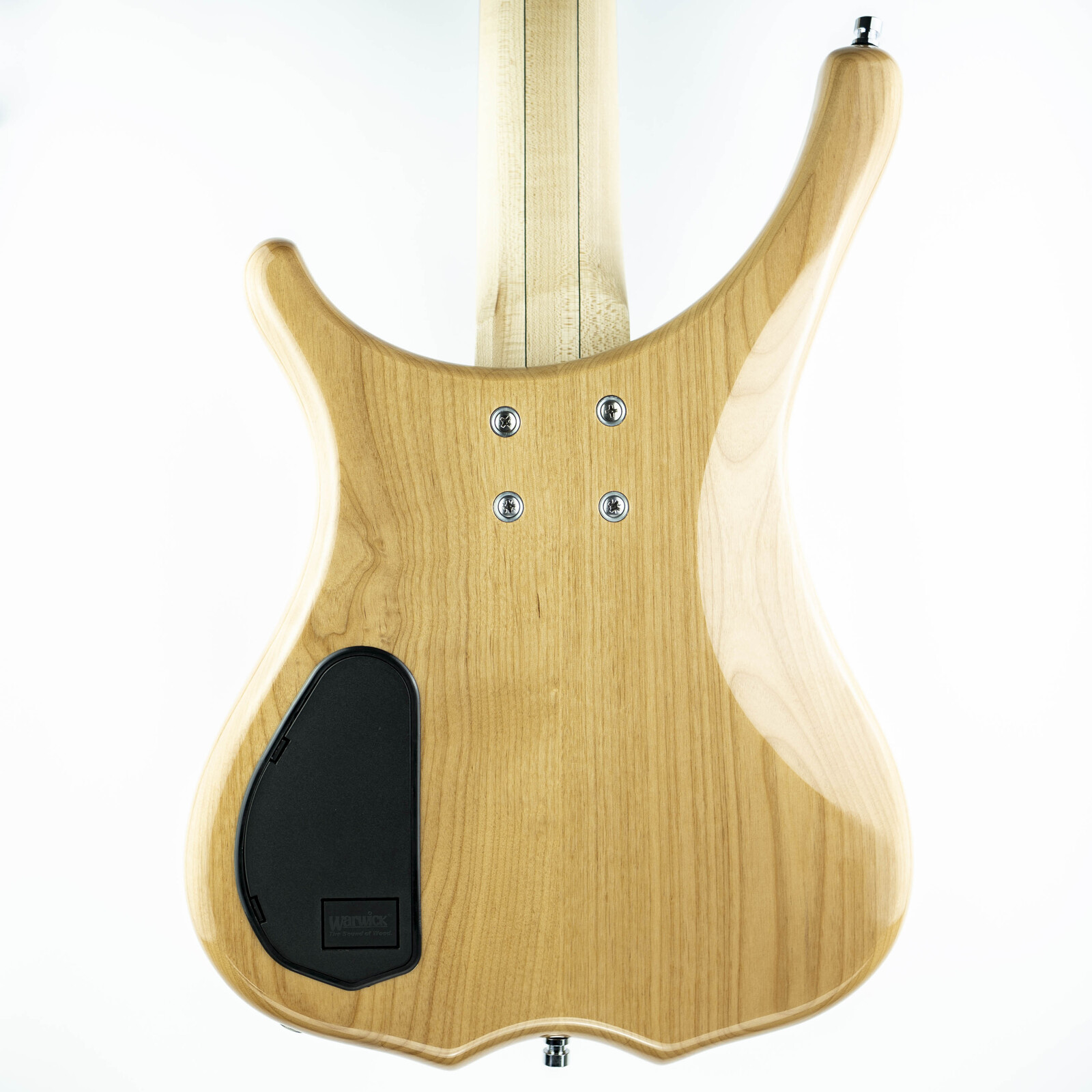 Warwick RockBass Infinity 5 - Natural Transparent High Polish