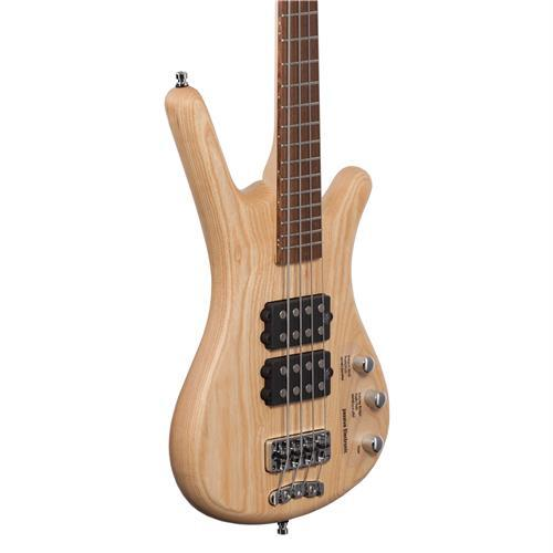 Warwick Corvette $$ 4 String Natural Satin