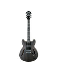 Ibanez AS53 - Transparent Black Flat