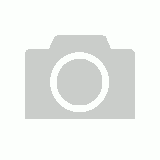 PRS Black Leather Birds Strap