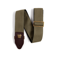 Ernie Ball Canvas Strap - Olive
