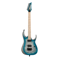 Ibanez Axion Label RGD61AL - Stained Sapphire Blue Burst