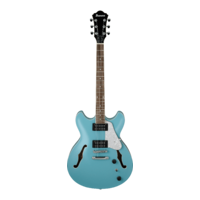 Ibanez AS63 - Mint Blue