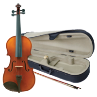 Enrico Student Plus II Violin Outfit - 1/4 Size