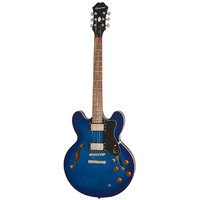 Epiphone Dot Deluxe - Blueberry Burst