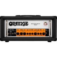 Orange Rockerverb 50 MK3 - Black
