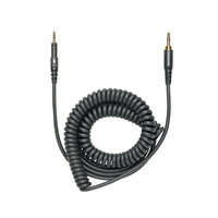 Audio-Technica M50X Replacement Cable Curly 1.2m-3m