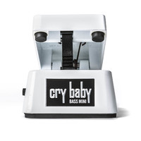 Cry Baby CBM105Q Bass Mini Wah Pedal