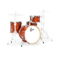Gretsch Catalina Club 20 4pc Satin Walnut Glaze