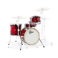 Gretsch Catalina Club 18 4pc Gloss Crimson Burst