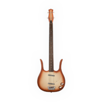 Danelectro Longhorn Bass - Copper Burst