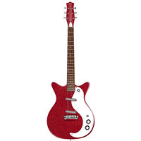 Danelectro '59M NOS+ - Red Metallic Flake