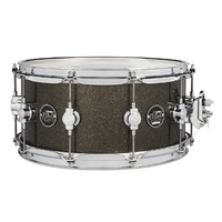 "DW Performance 6.5x14"" Snare Pewter Sparkle"