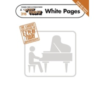 E-Z Play® Today White Pages