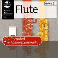 Flute Series 3 Second Grade - Recorded Accompaniments