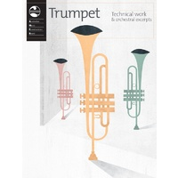 Trumpet Technical Work & Orchestral Excerpts 2019