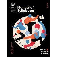 AMEB 2019 Manual of Syllabuses for Speech & Drama