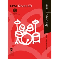 CPM Drum Kit - Step 1 Advancing