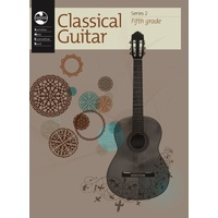 Classical Guitar Series 2 - Fifth Grade