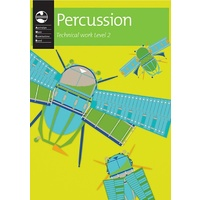 Percussion - Technical Work Level 2