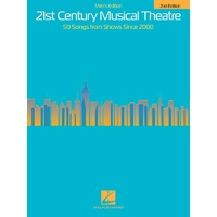 21st Century Musical Theatre - Men's Edition 2nd Edition
