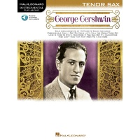 George Gershwin for Tenor Saxophone