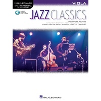 Jazz Classics for Viola