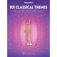 101 Classical Themes for Trumpet