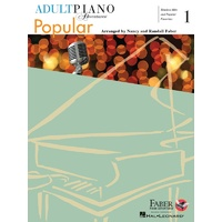 Adult Piano Adventures Popular Book 1