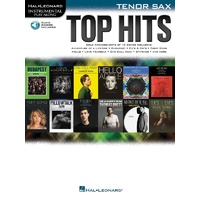 Top Hits - Tenor Saxophone