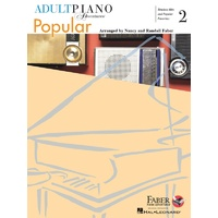 Adult Piano Adventures Popular Book 2