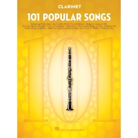 101 Popular Songs for Clarinet