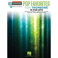 Pop Favorites for Trombone