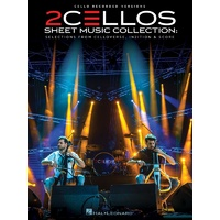 2Cellos - Sheet Music Collection