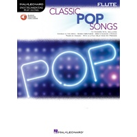 Classic Pop Songs for Flute