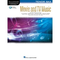 Movie and TV Music for Tenor Sax