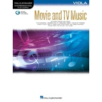 Movie and TV Music for Viola