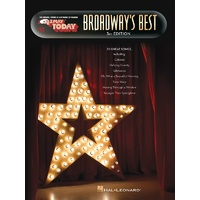 Broadway's Best - 3rd Edition