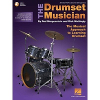 The Drumset Musician - 2nd Edition Updated & Expanded