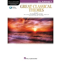 Great Classical Themes for Clarinet