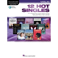 12 Hot Singles for Violin