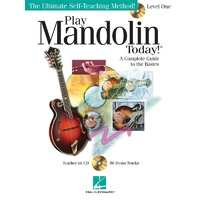 Play Mandolin Today! - Level 1