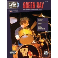Green Day - Ultimate Drum Play-Along