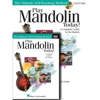 Play Mandolin Today! Beginner's Pack