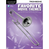 Favorite Movie Themes for Trombone