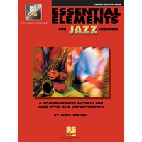 Essential Elements for Jazz Ensemble ola